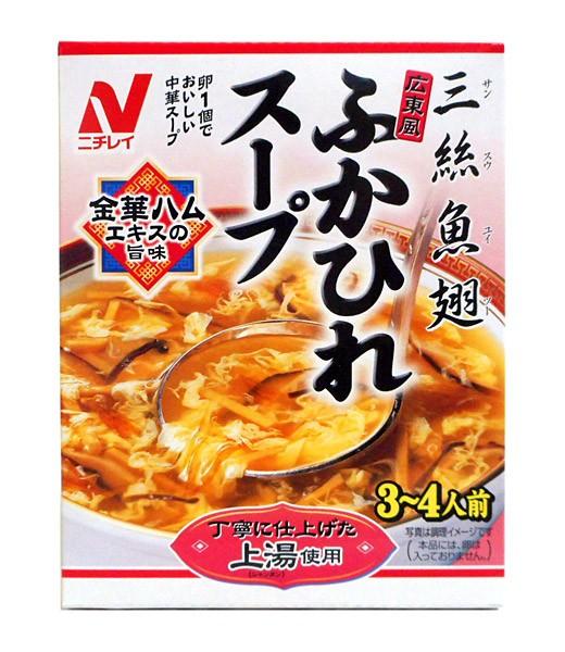 ニチレイ 広東風ふかひれスープ180g【イージャパ...