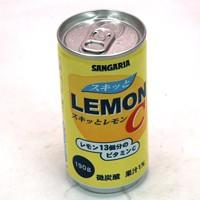 サンガリア スキッとレモンC 190g缶【イージャ...