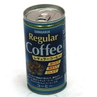 サンガリア レギュラーコーヒー 190g缶【イージ...