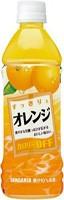 サンガリア すっきりとオレンジ 500ml PET【イ...