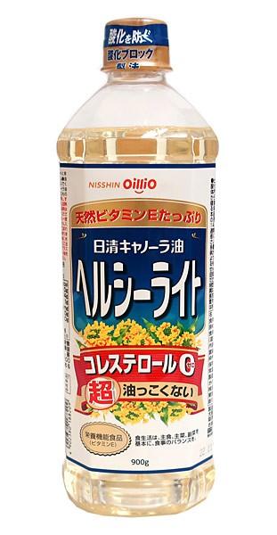 日清オイリオ 日清キャノーラ油ヘルシーライト90...