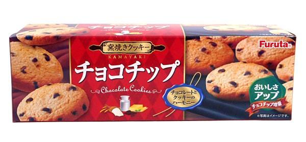 フルタ チョコチップクッキー12枚【イージャパン...