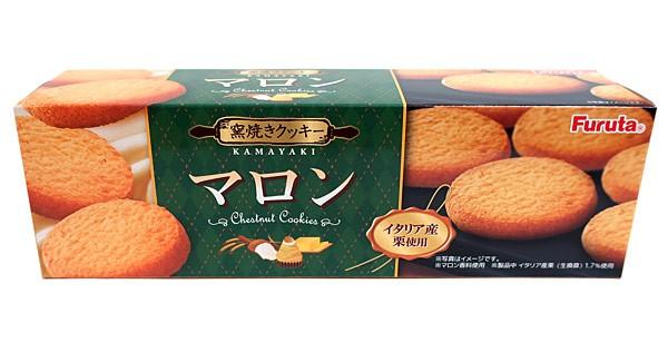 フルタ マロンクッキー12枚【イージャパンモー...
