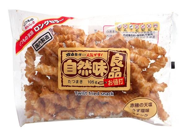 藤庄 自然味良品たつまき105g【イージャパン...