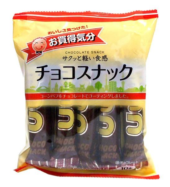 JCC お買得気分チョコスナック10本【イージ...