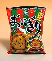 マスヤ おにぎりせんべい 108g【イージャパンモ...