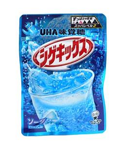 UHA味覚糖 シゲキックス ソーダDX 20g【イージャ...