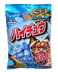 森永 ハイチュウ ソーダ&コーラ 32g【イー...