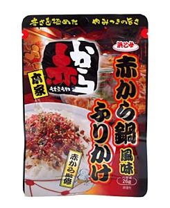 浜乙女 赤から鍋風味ふりかけ 26g【イージャパ...