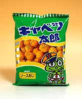 やおきん キャベツ太郎 ソース味 90g【イージ...