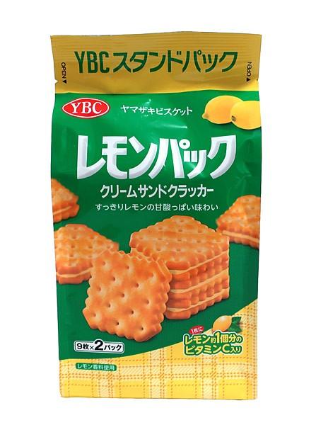 ヤマザキビスケット レモンパック 18枚 【イー...