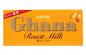 ロッテ ガーナ ローストミルク 50g【イージャ...