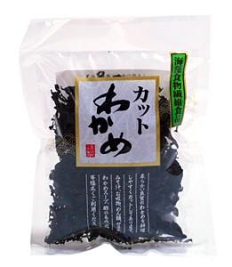 栃ぎ屋 カットわかめ 中国産 25g【イージャパン...