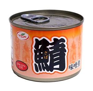 天長 鯖缶味噌煮 200g【イージャパンモール】
