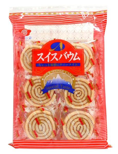 大昇製菓 スイスバウム 12個【イージャパンモー...
