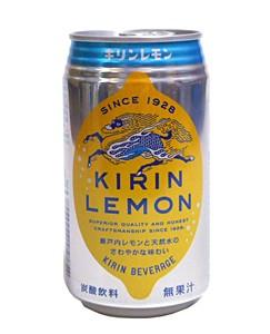 キリンレモン 350ML缶【イージャパンモール】