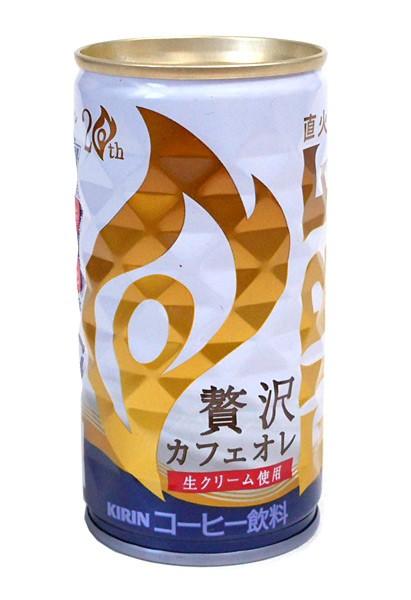 キリン ファイア贅沢カフェオレ185g缶【イージャ...