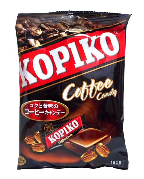NSIN コピココーヒーキャンデー120g【イ...