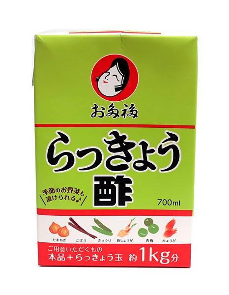 オタフク らっきょ酢 700ml紙パック【イージャ...