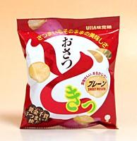 UHA おさつどきっプレーン味65g【イージャパンモ...