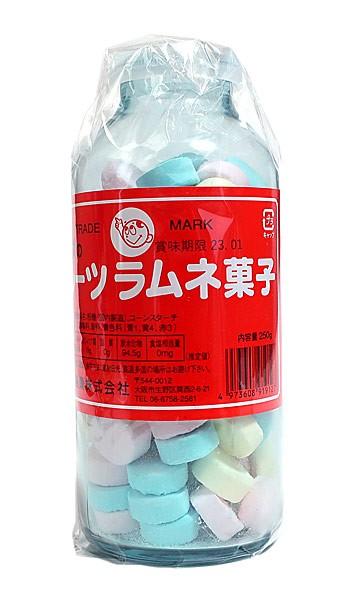 島田 フルーツラムネ 250g瓶【イージャパンモ...