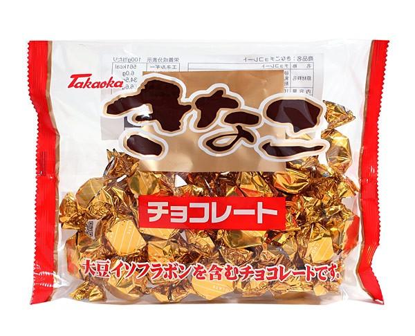 高岡食品工業(株) きなこチョコレート 165g【イ...