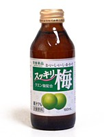 常盤薬品 スッキリ梅 160ML【イージャパンモール...