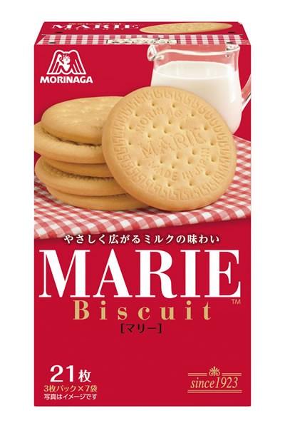 ★まとめ買い★ 森永 21枚マリー ×5個【イ...