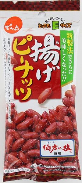 ★まとめ買い★ でん六 Eサイズ揚げピーナッツ...