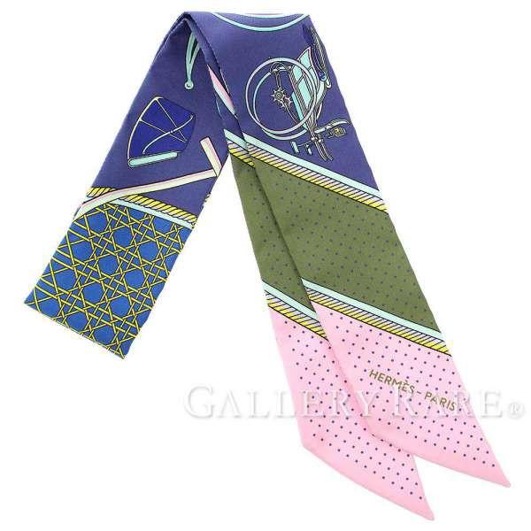 エルメス スカーフ ツイリー シルクツイル 折畳み...