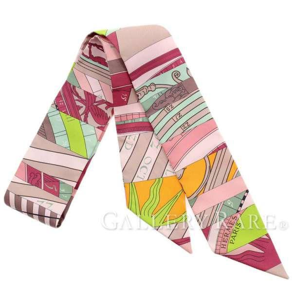 エルメス スカーフ ツイリー シルクツイル 新たな...