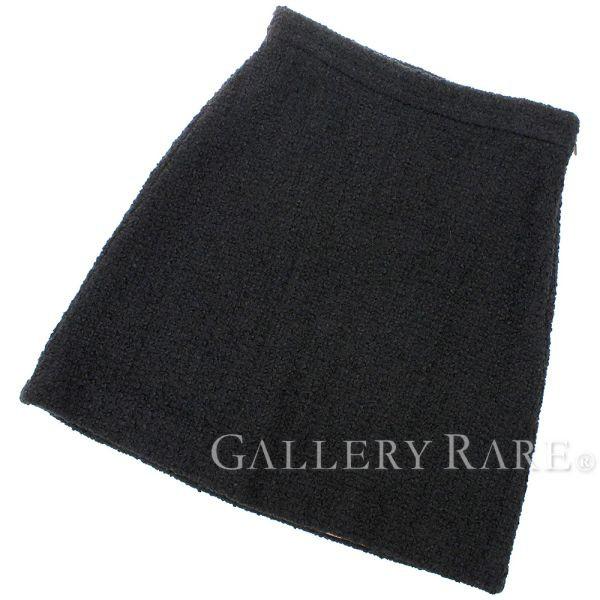 グッチ スカート ツイード レディースサイズ38 GU...