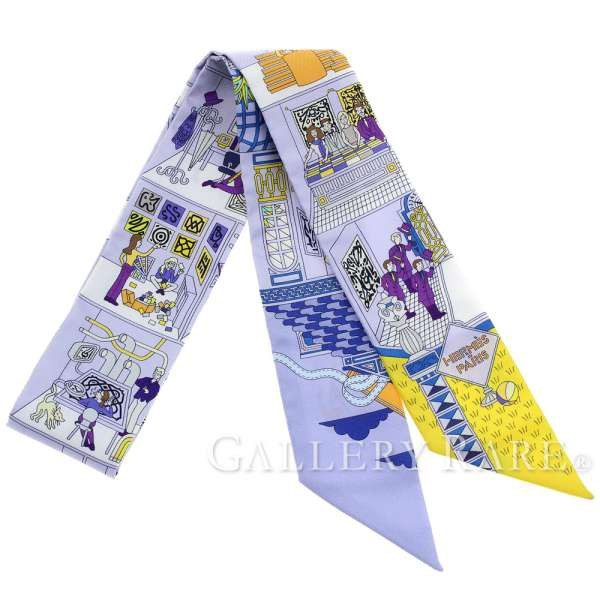 【送料無料】【未使用】エルメス スカーフ ツイリ...