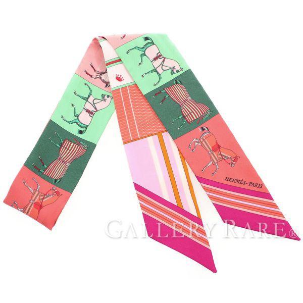 【送料無料】【新品】エルメス スカーフ ツイリー...