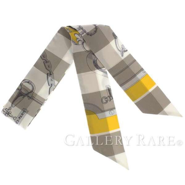 【送料無料】エルメス スカーフ ツイリー シルク...