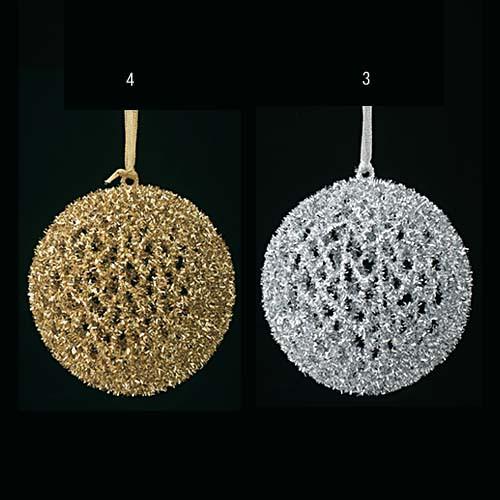クリスマス 装飾 オーナメント 15cmシャイニーメ...