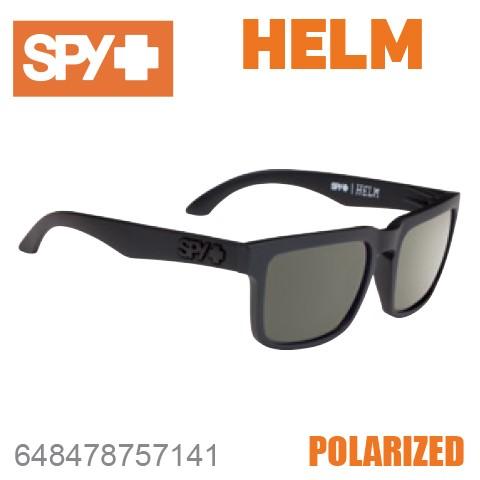 SPY スパイ HELM 648478757141 SOFTMATTE BLACK ...