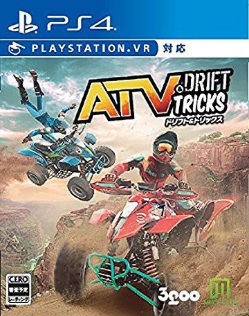 特価◆即日発送「今週の新作」◆PS4 ATV ドリフト...