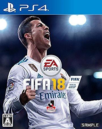 特価◆即日発送◆PS4 FIFA18 (予約特典同梱) 【PS...