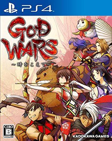 特価◆即日発送「今週の新作」◆PS4  GOD WARS ゴ...