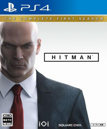 特価◆即日発送「先週の新作」◆PS4 ヒットマン ...