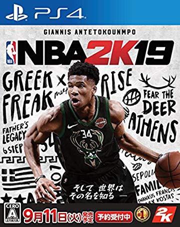 特価◆即日発送「先週の新作」◆PS4 NBA 2K19 通...