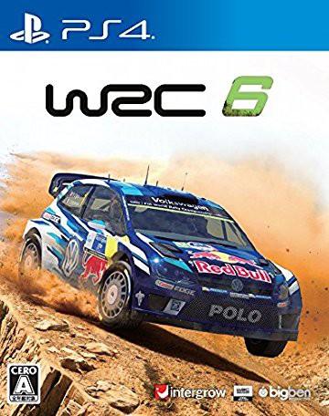 特価◆即日発送「今週の新作」◆PS4  WRC6 FIA ワ...