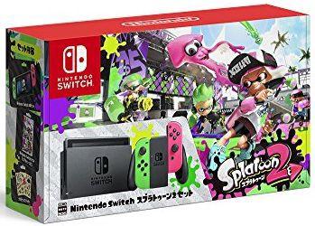 ◆即日発送◆SWI ※ Nintendo Switch スプラトゥ...