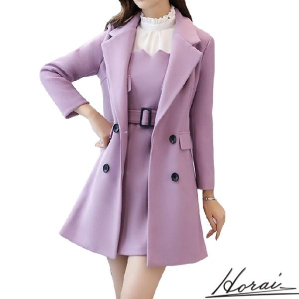 ツーピース ドレス ショート丈 長袖 ワンピース ...