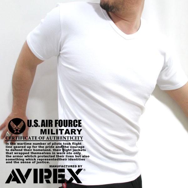 【送料無料】【AVIREX】【半袖】【インナー】半袖...