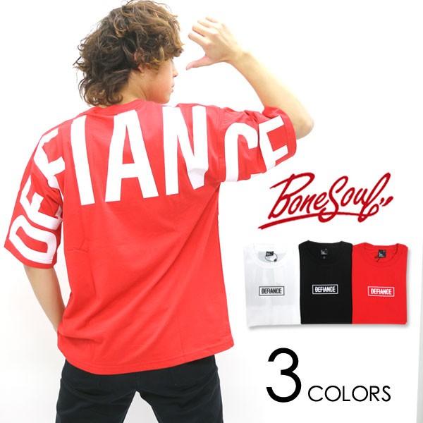 送料無料 B ONE SOUL Tシャツ ビッグシルエット ...