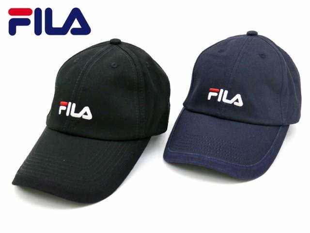 FILA キャップ 帽子 ベースボールキャップ メンズ...