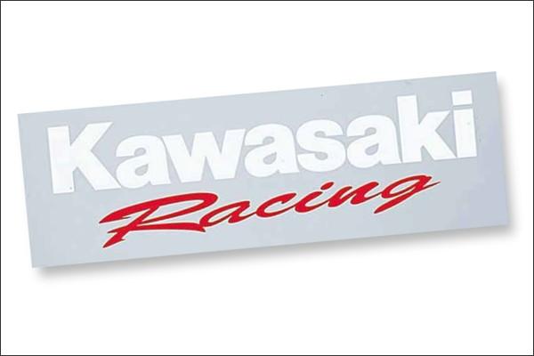 KAWASAKI[カワサキ]:カワサキレーシング ステッカ...