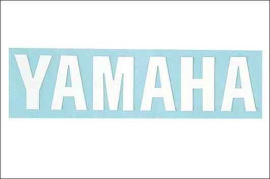 YAMAHA[ヤマハ]:ヤマハエンブレムセット(ホワイ...